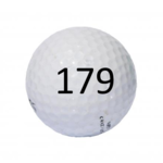 Image of Golf Ball #179