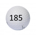 Image of Golf Ball #185