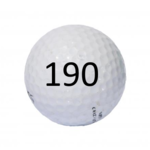 Image of Golf Ball #190