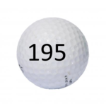 Image of Golf Ball #195