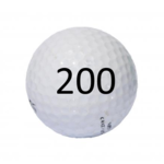 Image of Golf Ball #200