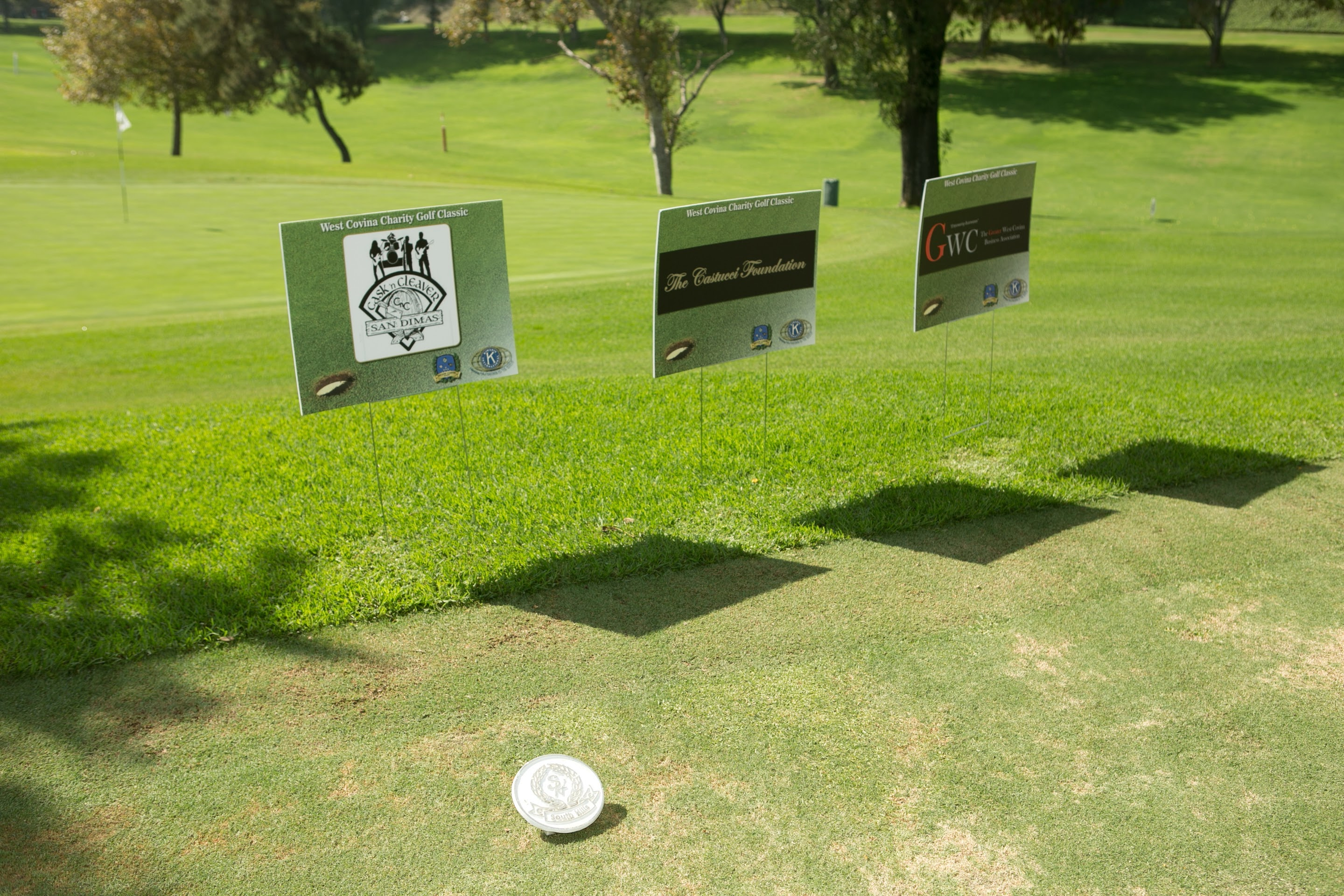 2019 West Covina Kiwanis Charity Golf Classic - Default Image of Tee Sign Sponsor