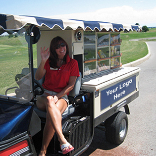 CoreNet Global North Texas Chapter Golf Experience 2019 - Default Image of Beverage Station