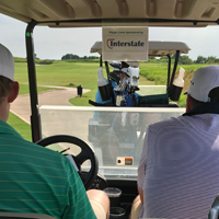 CoreNet Global North Texas Chapter Golf Experience 2019 - Default Image of Player Cart