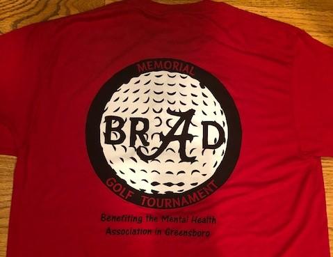 """2019 Lefty For Life CBG Memorial - Default Image of Lefty for Life """"Brad"""" T-Shirt"""