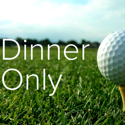 The Legends of St. Patrick Invitational Golf Tournament - Default Image of Dinner Only Ticket