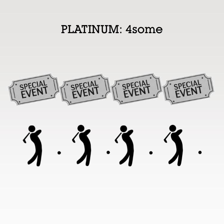 Kamloops Home Hardware Charity Tournament 2020 - Default Image of Platinum Sponsorship: 4some