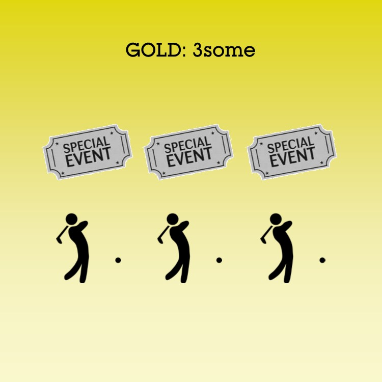 Kamloops Home Hardware Charity Tournament 2020 - Default Image of Gold Sponsorship: 3some