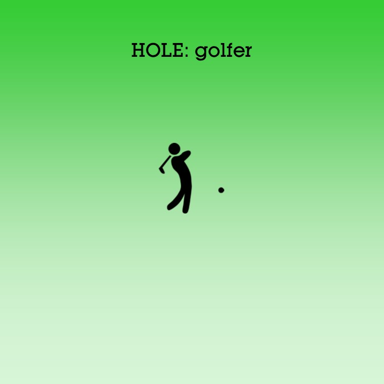 Kamloops Home Hardware Charity Tournament 2020 - Default Image of Hole Sponsorship: golfer