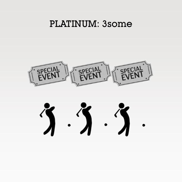 Kamloops Home Hardware Charity Tournament 2020 - Default Image of Platinum Sponsorship: 3some