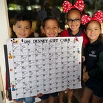 Image of Opportunity for $500 Disney Gift Card