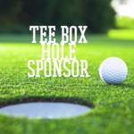 Image of Tee Box Hole Sponsor