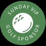 Image of Sponsor Sunday VIP Golf