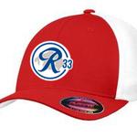 2020 Steve Resch Memorial Golf Tournament - Default Image of FlexFit Cap (Red)