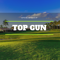 "CLT Charity Golf Tournament - Default Image of ""Top Gun"" Sponsorship"