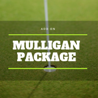 CLT Charity Golf Tournament - Default Image of Mulligan Package