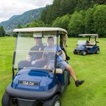 Image of Commandite de voiturettes de golf et de navette / Golf Carts Sponsorship