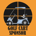 Image of Golf Cart Sponsor - $1,000 (+$65.00 if paid by credit card)