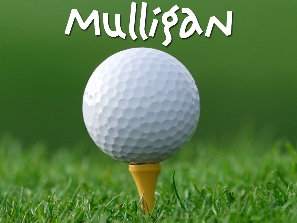 3rd Annual RSVP Golf Classic - Default Image of Mulligan