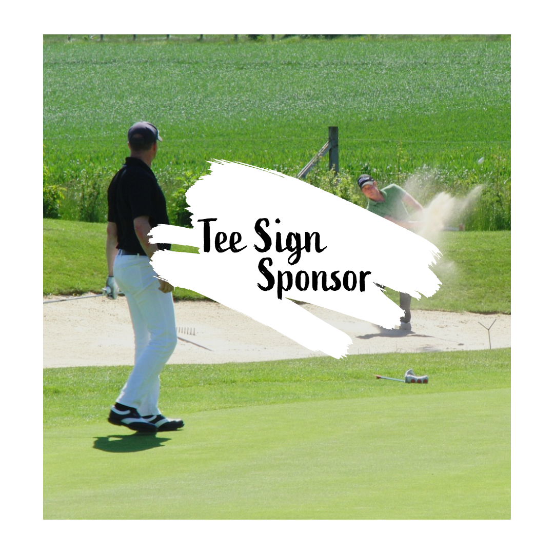 Tee Off Fore the Children: Tournament and Par 3 Shootout - Default Image of Tee Sign