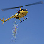 Image of Helicopter Golf Ball Drop