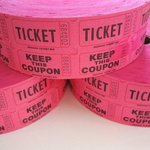 Image of Raffle Tickets (1 ticket for $5.00)