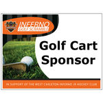 Image of Golf Cart Sponsor