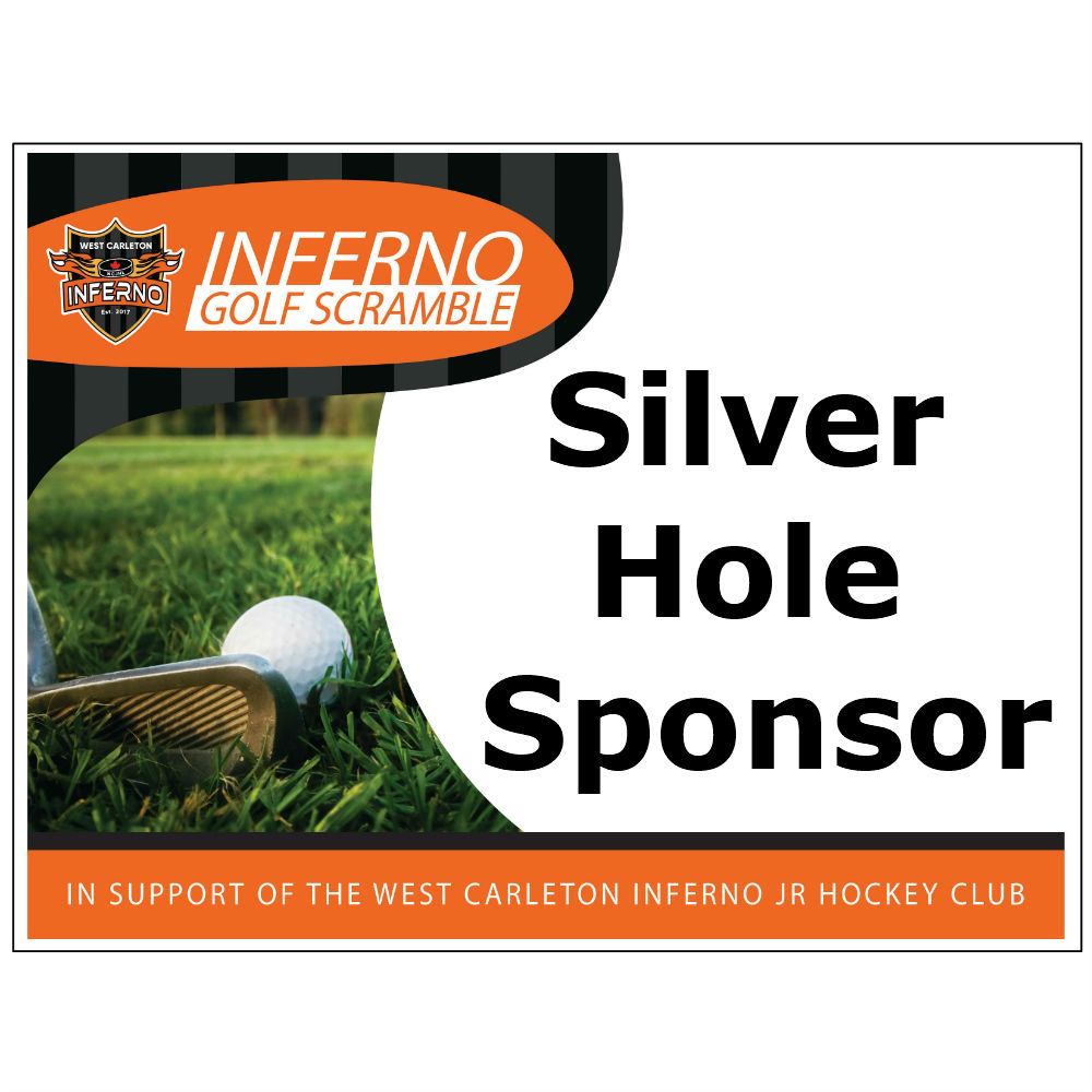 2nd Annual Inferno Golf Scramble - Default Image of Silver Hole Sponsor (Shared Hole)