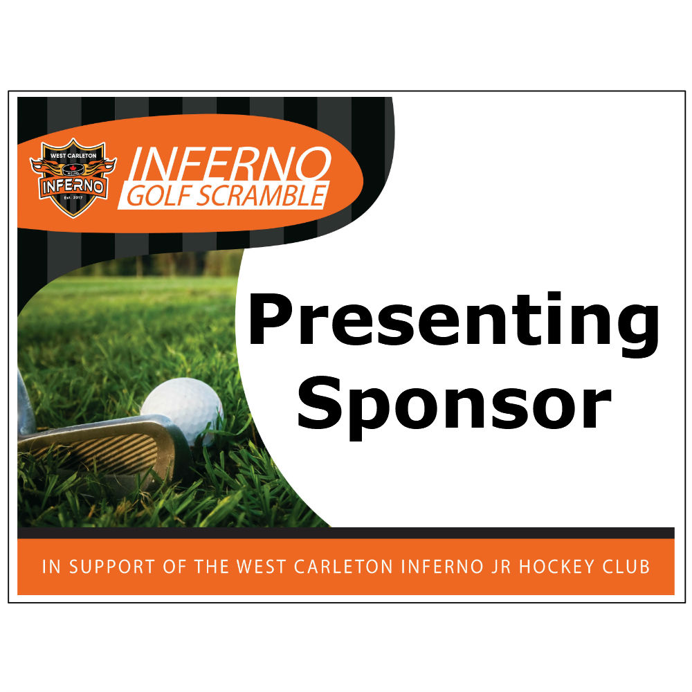 2nd Annual Inferno Golf Scramble - Default Image of Presenting Sponsor