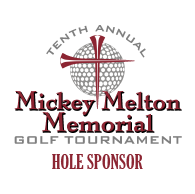 Mickey Melton Memorial - Default Image of Hole Sponsor