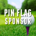 Image of Pin Flag Sponsor