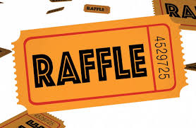 4th Annual Carlos B. Elmore Golf Tournament - Default Image of 50/50 Raffle Ticket