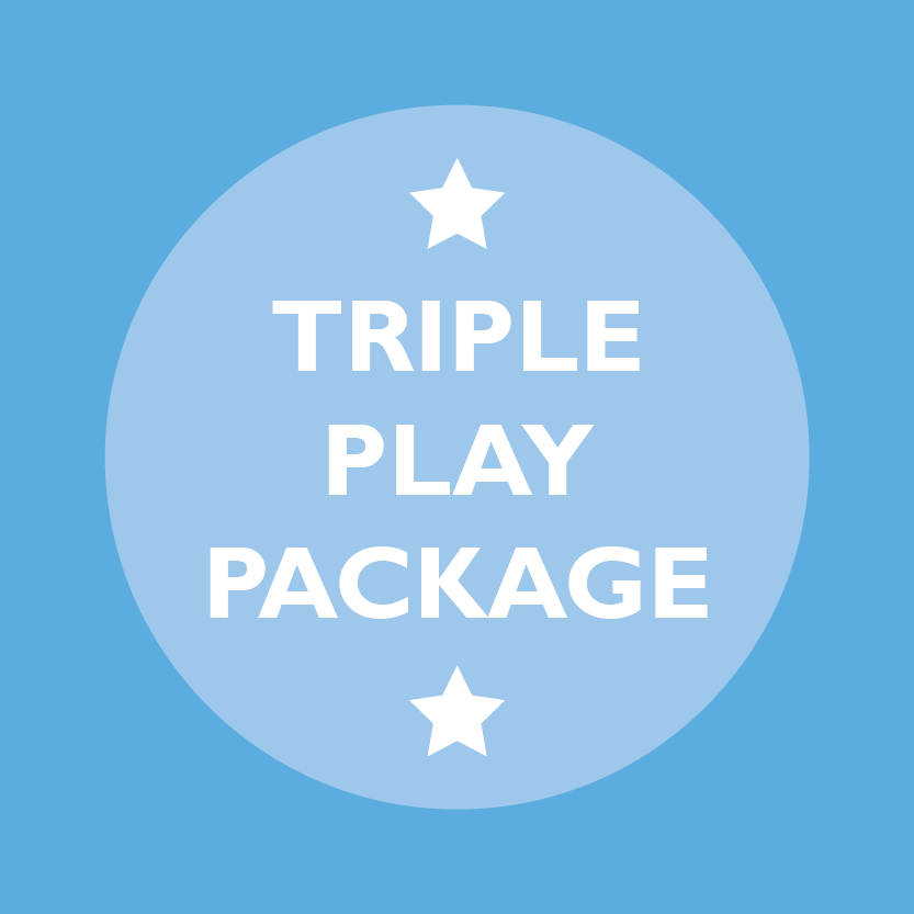 2020 CMLA Golf Classic - Default Image of Triple Play Package with Mulligan