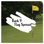 Image of Back 9 Flag Sponsor