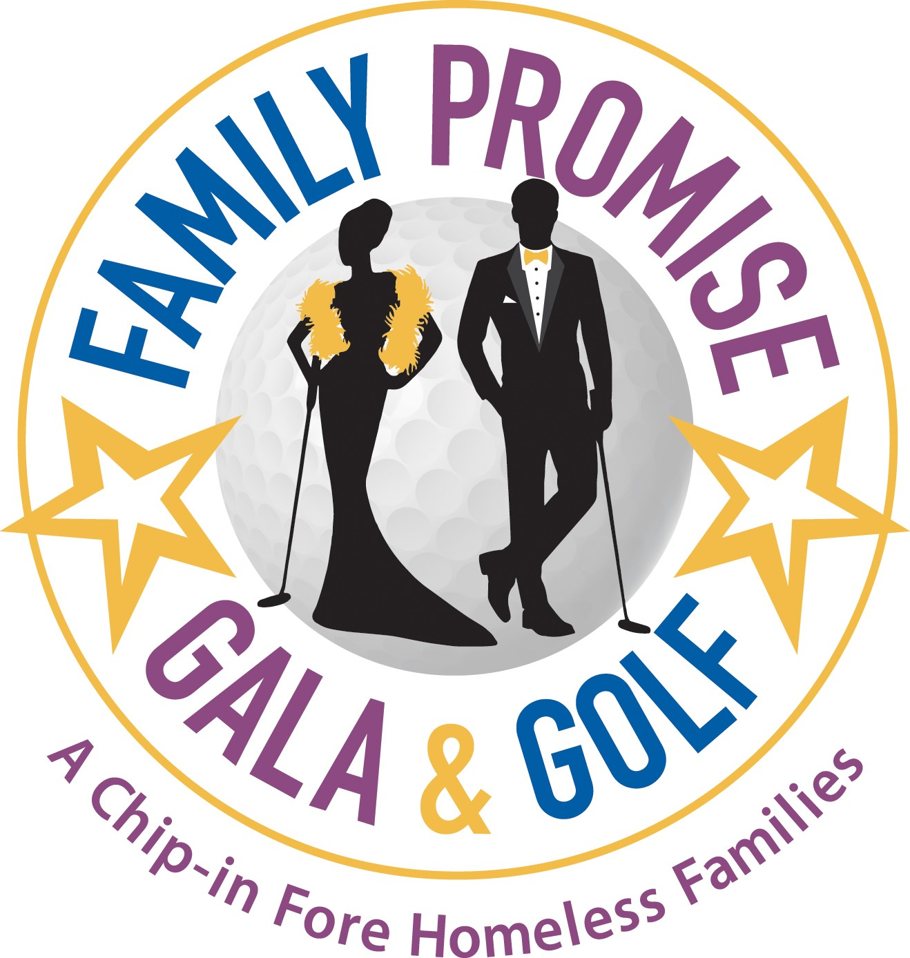 """Family Promise Salt Lake 1st Annual Celebrity Virtual Concert & Golf  Fundraiser               """"A Chip In Fore Homeless Families""""                                   September 25 & 28th               Online  and - Default Image of Title Sponsor"""