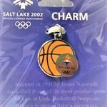 Image of Basketball Charm
