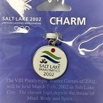 Image of Salt Lake Paralympic Charm