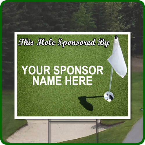 Tuskegee Airmen 2nd Annual Charity Golf Tournament - Default Image of Hole Sponsorship