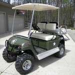 Image of Golf Cart Sponsor - Golf Classic