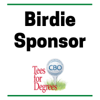CBO's 8th Annual Tees for Degrees - Default Image of Birdie Sponsor