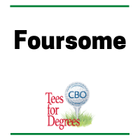 CBO's 8th Annual Tees for Degrees - Default Image of Foursome