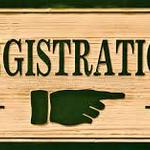 Image of Registration