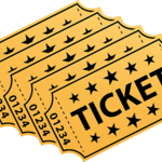 Image of 5 for $20 - RAFFLE TICKETS