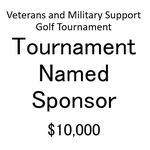 Image of Tournament Named Sponsor
