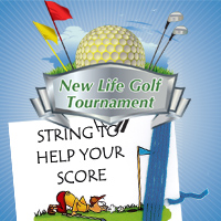 Bay Area Rescue Mission - 26th Annual New Life Golf Tournament - Default Image of Length of String