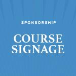 Image of Course Signage Sponsor