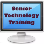 Image of Donation- Support Senior Technology Training