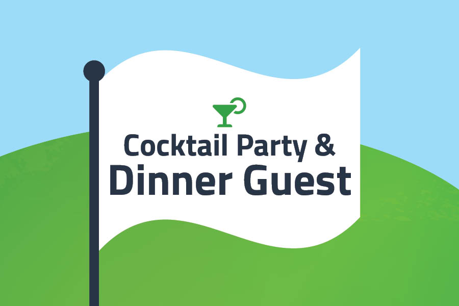 BC2 Annual Golf Outing - Default Image of Cocktail Party & Dinner Guest