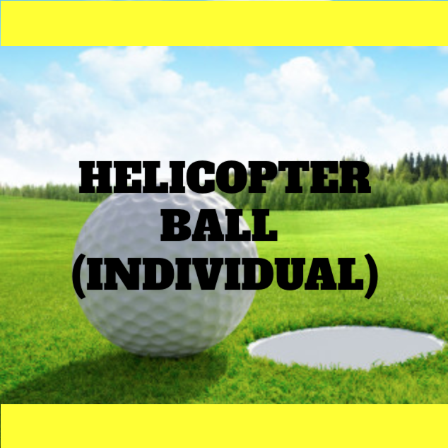 15th Annual Summit Golf Classic - Default Image of Helicopter Ball Individual