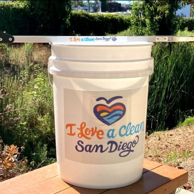 Love Fore San Diego - Default Image of $3,000 Bucket & Grabber Goodie for All Golfers Sponsor